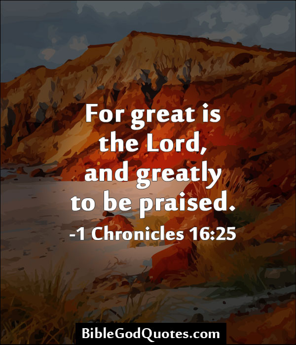 God Is Great Quotes And Sayings: Bible Quotes Pictures And Bible Quotes Images With Message