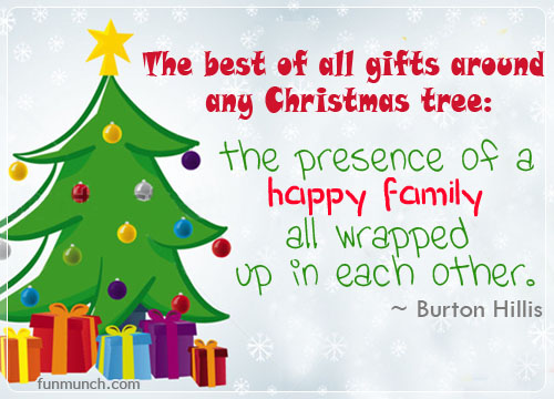 The Best Of All Gifts Around Any Christmas Tree, The