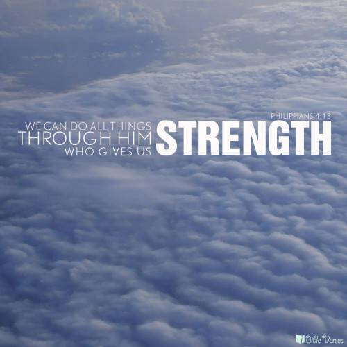 Strength Quotes From The Bible Magnificent Quote From Bible For Strength Strength Quotes From The Bible