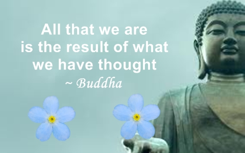 All That We Are Is The Result Of What We Have Thought - Buddha