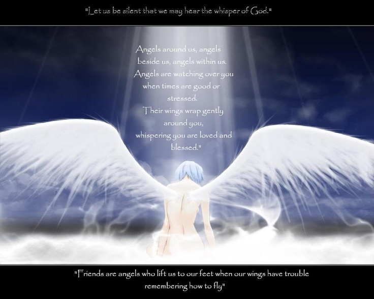 Angels Around Us, Angels Beside Us, Angels Within Us, Angels Are Watching Over You When Times Are Good Or Stressed….