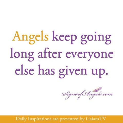 Angels Keep Going Long After Everyone Else Has Given Up.