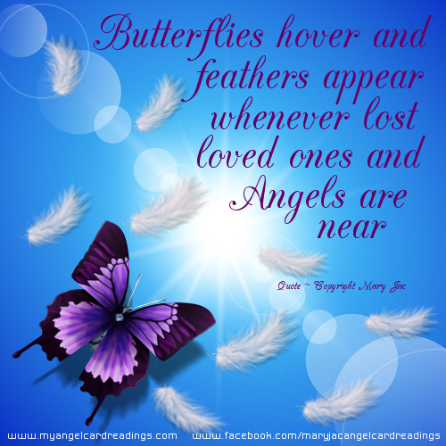 Missing Loved Ones Who Have Died Quotes: Feather Poems And Quotes. QuotesGram