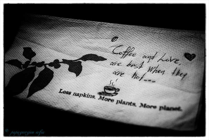 """"""" Coffee And Love, The Best When They Are Hot """""""