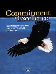 Commitment To Excellence.