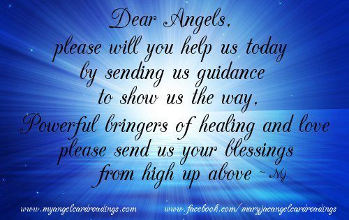Sending You An Angel Quotes Quotesgram