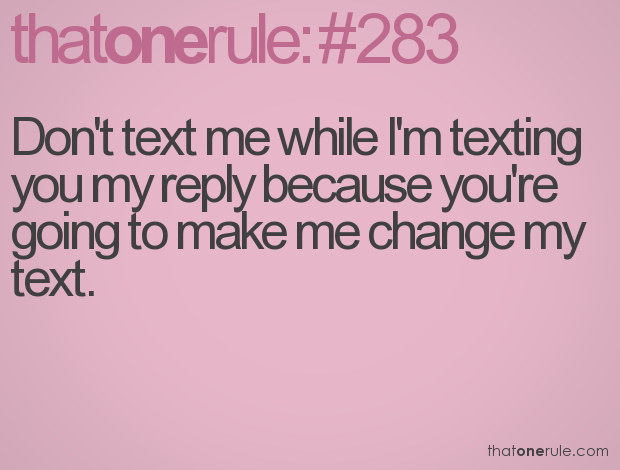 Text Image Quotes: Dont Text Me Quotes. QuotesGram