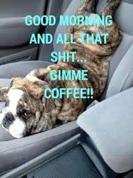 Good Morning And All That Shit, Gimme Coffee.