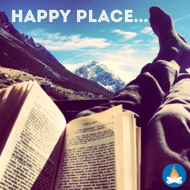 Happy Palace.. ~ Camping Quote