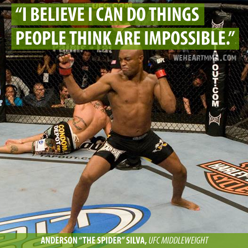 """"""" I Believe I Can Do Things People Think Are Impossible """" ~ Boxing Quotes"""