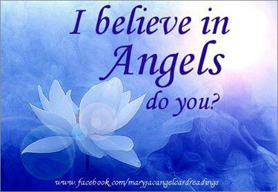 I Believe In Angels Do You