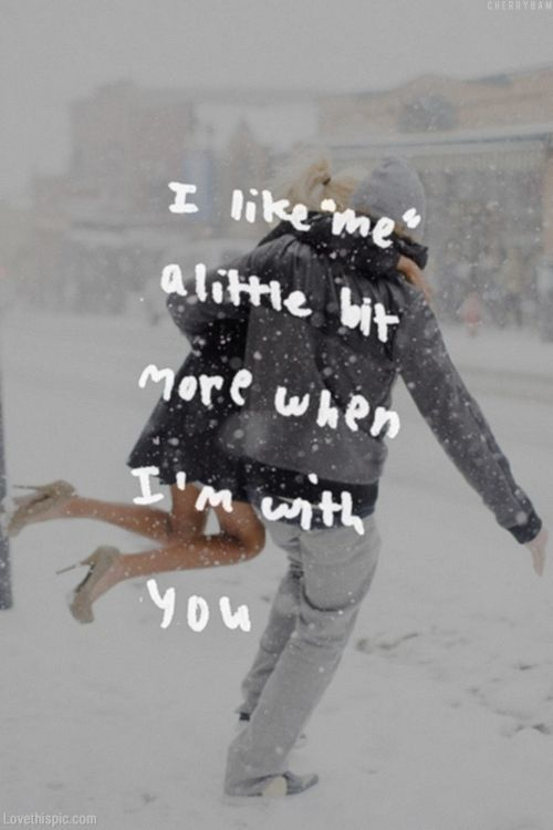 Quotes About Winter Love Tumblr : Winter Love Quotes. QuotesGram