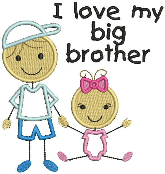 Quotes For Your Big Brother: Quotes About Loving My Brother. QuotesGram