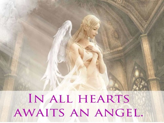 In All Hearts Awaits An Angel