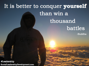 It Is Better To Conquer Yourself Than Win A Thousand Battles. - Buddha