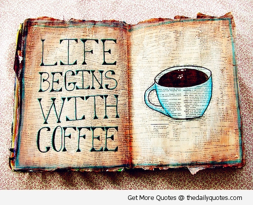 Coffee Quotes And Pictures: Jim & Em's CoffeeHappy Monday!