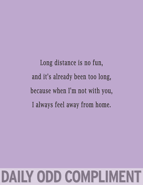 can take this long distance relationship anymore definition