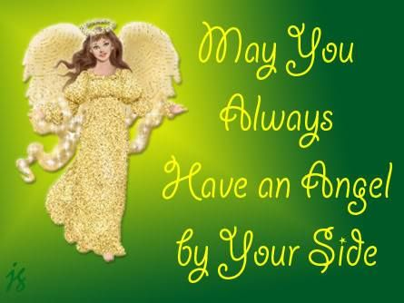 May You Always Have An Angel By Your Side.