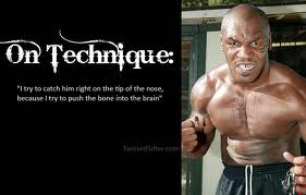 On Technique… ~ Boxing Quotes