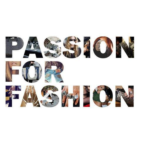 passion for fashion quotes quotesgram