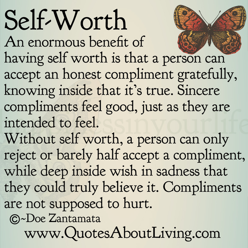 quotes about self worth - photo #10