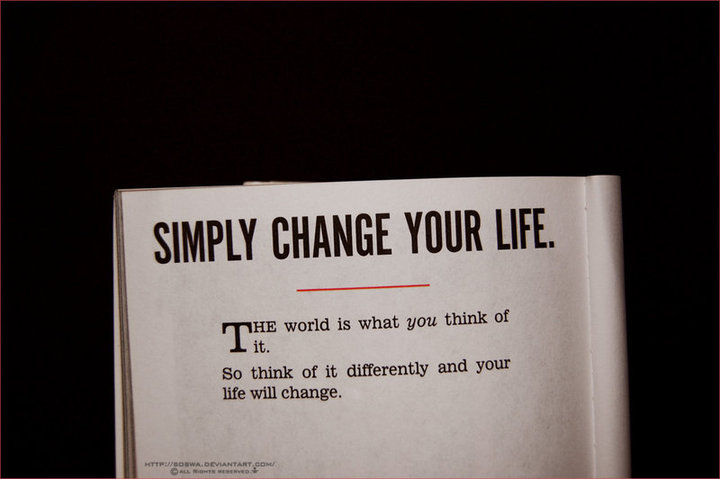 Simply Change Your Life.