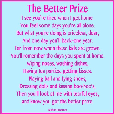 The Better Prize.. Boss Day Quotes