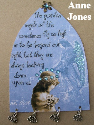 The Guardian Angels Of Life Sometimes Fly So High As To Be Beyond Our Sight, But They Are Always Looking Down Upon Us