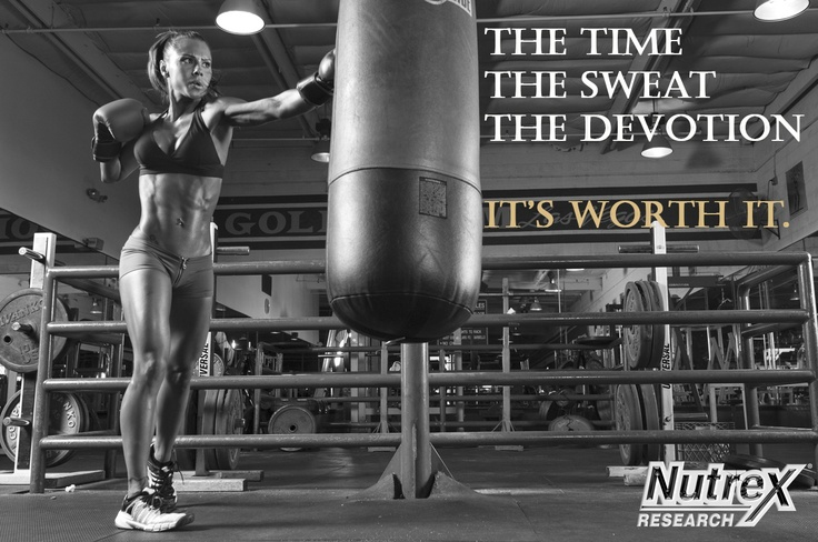 The Time The Sweat The Devotion It's Worth It.  ~ Boxing Quote