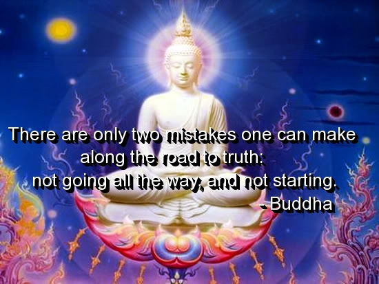 Buddha Quotes About Mistakes