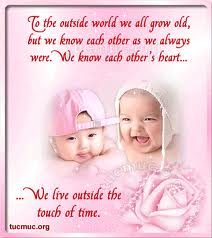 To The Outside World We All Grow Old, But We Know Each Other As We Always Were. We Know Each Other's Heart We Live Outside The Touch Of Time. ~ Brother Quotes