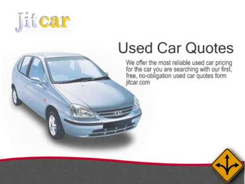 Free Used Car Quotes Online