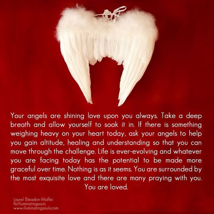 Your Angels Are Shining Love Upon You Always. Take A Deep Breath And Allow Yourself To Soak It In…