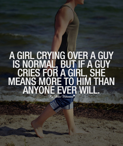 love quotes that will make a girl cry