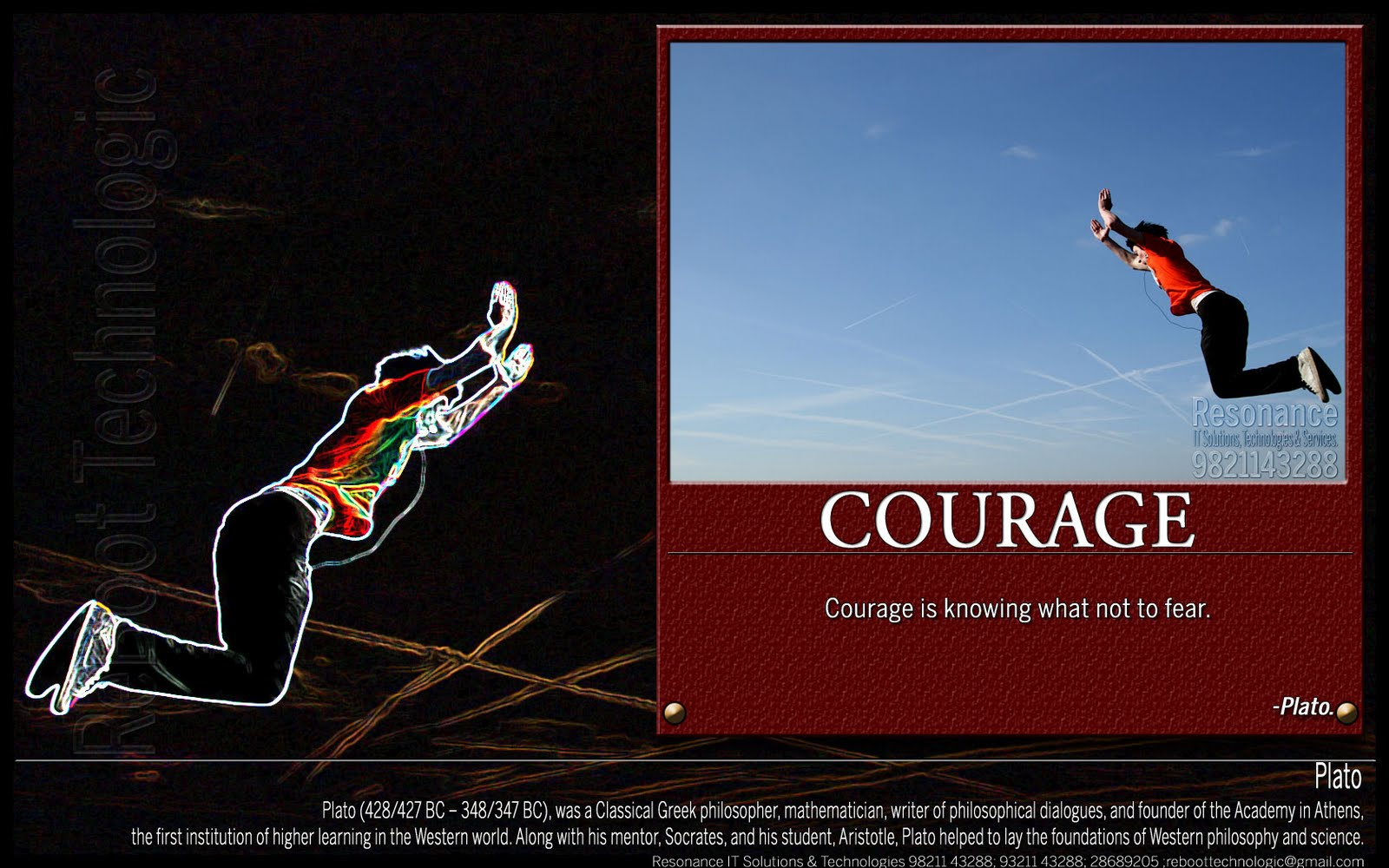 Knowing Courage