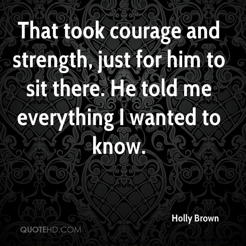 it took courage for me to Former president barack obama spoke at the 2017 profile in courage awards  i was born the year he took office, which makes me  and so by the time the.