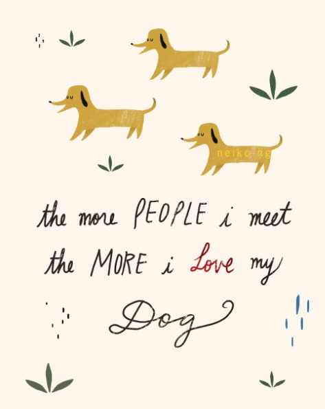 the more people i meet love you