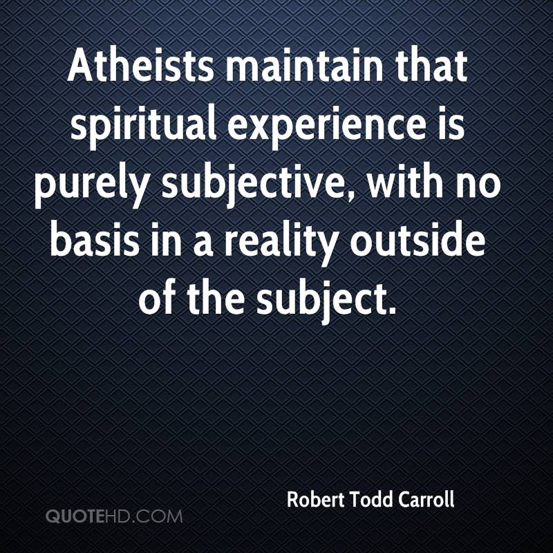 Spiritual Quotes About Experiences