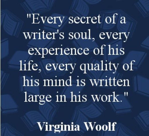 Quality Of Work Quotes: When A Writer Talks About His Work, He's Talking About A