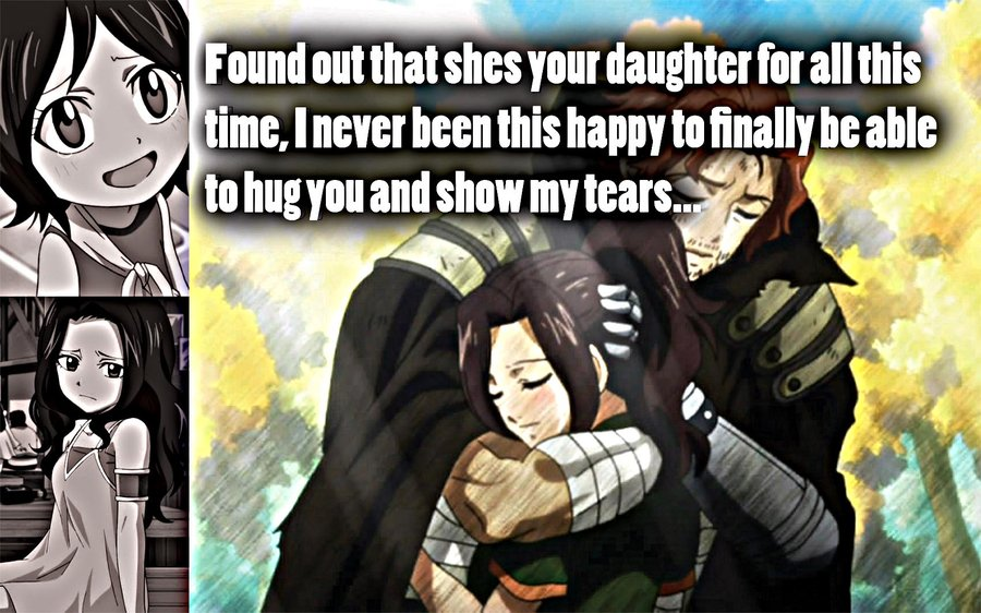 Found Out That Shes Your Daughter For All This Time, I Never Been This Happy To Finally Be Able To Hug You And Show My Tears.