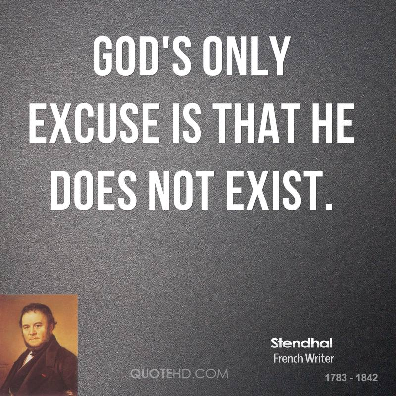 god does not exist essays