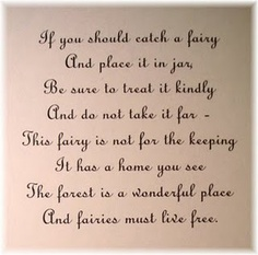 If You Should Each A Fairy And Place It In Jar..