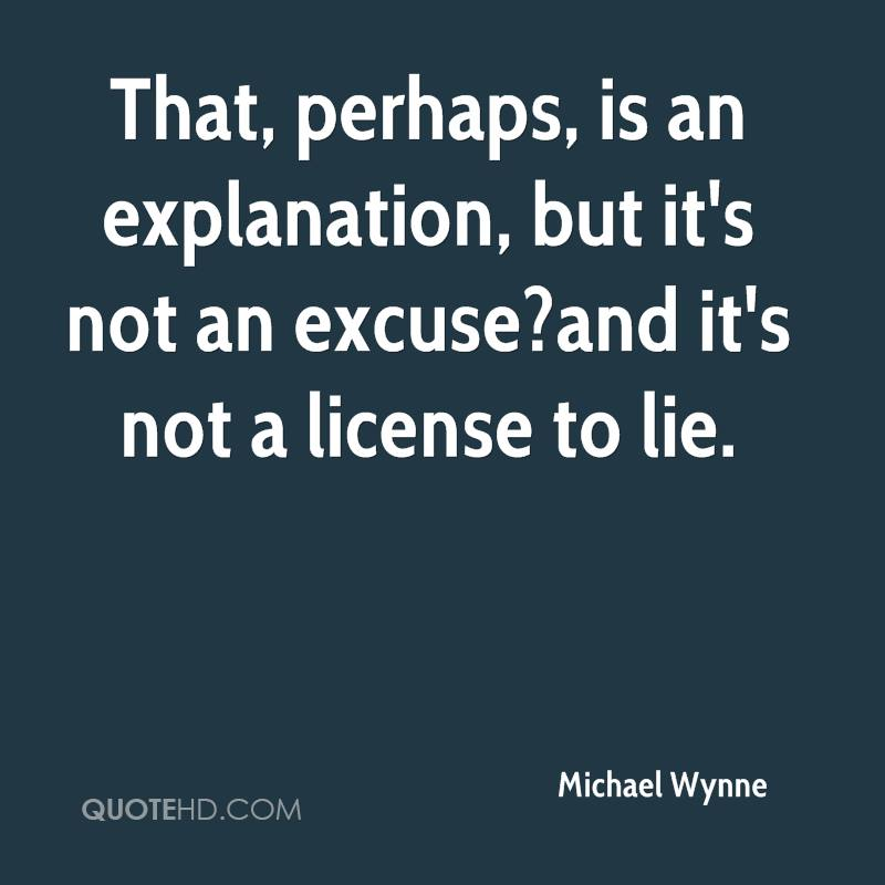 an excuse is a skin of a reason stuffed by billy sunday