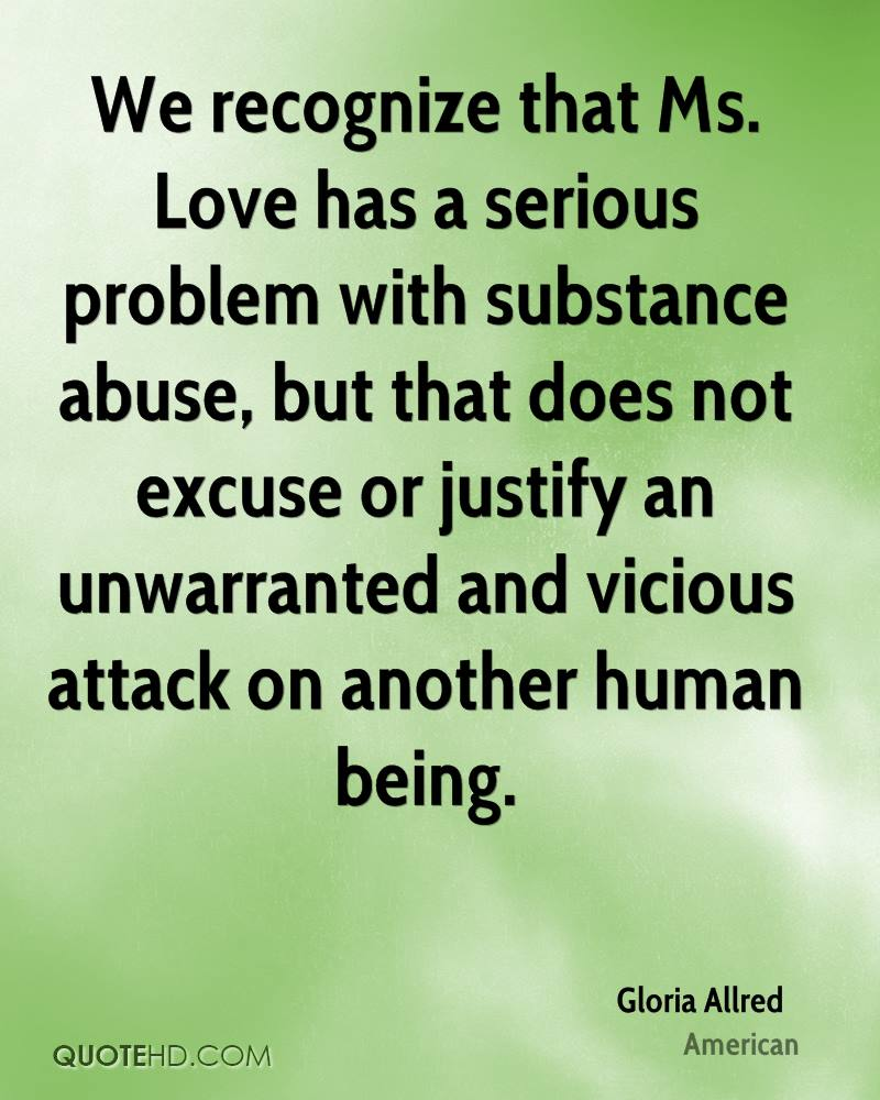 Love Is Not Abuse Quotes: Like Success