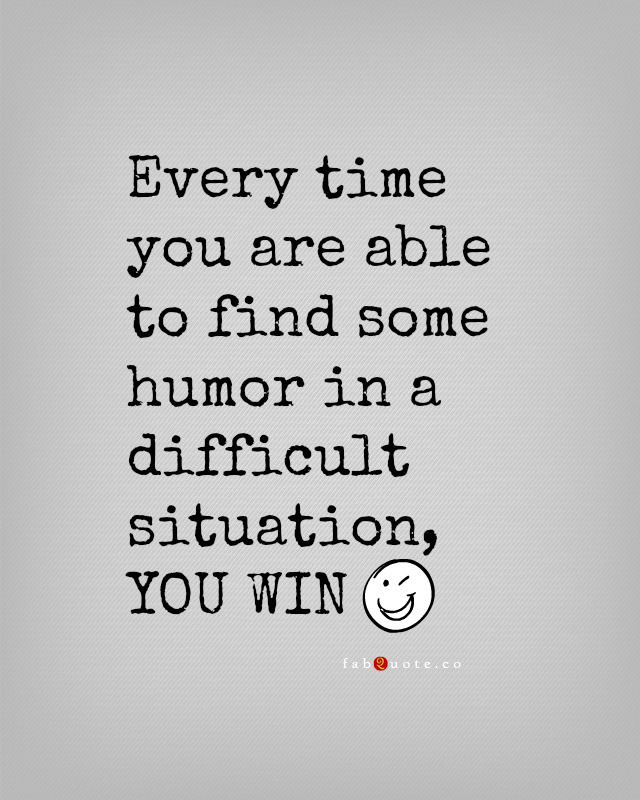 Quotes About Humor: Finding Humor Quotes. QuotesGram