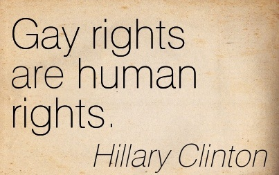 from Porter clinton gay rights