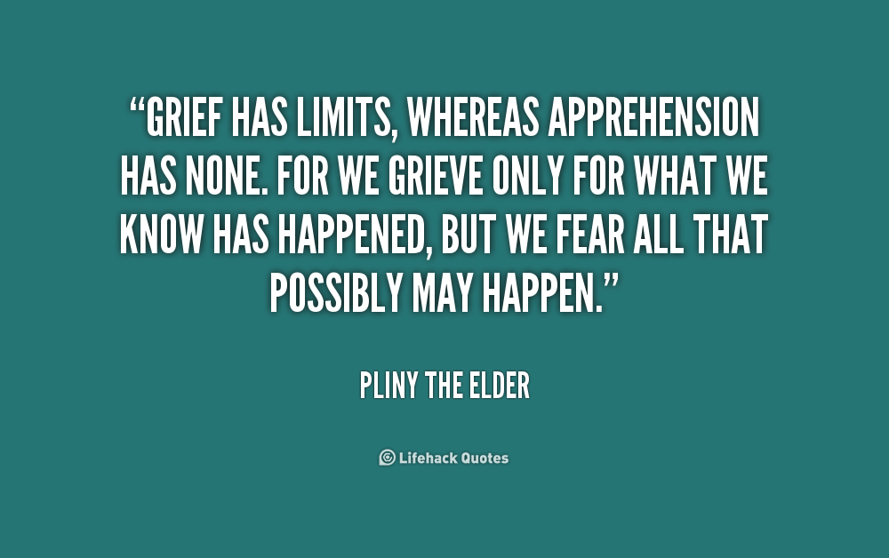 Pliny The Elder Quotes: God Has A Reason For Allow Things To Happen. We May Never