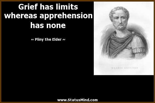 Pliny The Elder Quotes: Grief Quotes Pictures And Grief Quotes Images With Message