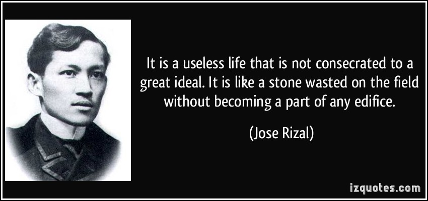 rizals life struggles and mishaps Rizal's life and philippine history notes he have preserve the life of elias a nobler character rizals first time in america.