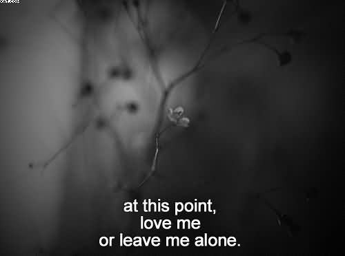 Alone Quotes Pictures And Images : Page 224